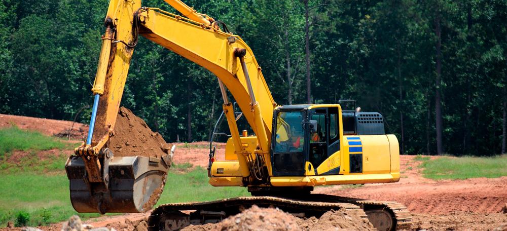 3 pontas mais indicadas para escavadeiras hidráulicas